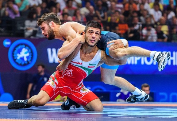 Iranian Americans will cheer wrestling champions in Iowa City this ...