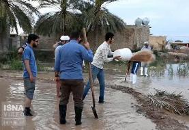 سیلاب اصلی هنوز به خوزستان نرسیده است/ سفر به عتبات ممنوع شد