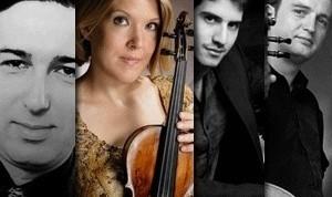 Taha Abedian in String Trio
