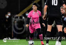 داور مسابقه به دلیل پوشش یاسمن فرمانی به وی اجازه حضور در بازی تیمش در بلژیک را نداد