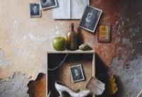 Paintings of Wahed Khakdan