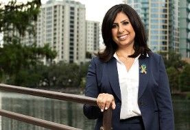Iranian Americans Support Anna Eskamani in Florida House Elections on November ۶