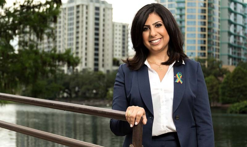 Iranian Americans Support Anna Eskamani in Florida House Elections on November 6
