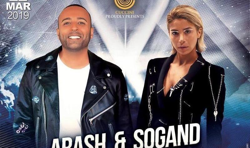 Arash & Sogand Live in Concert