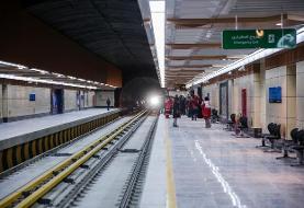 چاقوکشی در واگن زنان متروی مشهد بین ۳ جوان مشهدی و ۳ جوان اهوازی!