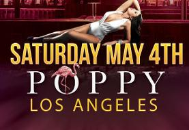 Cinco De Mayo Weekend Persian Party at Poppy Nightclub