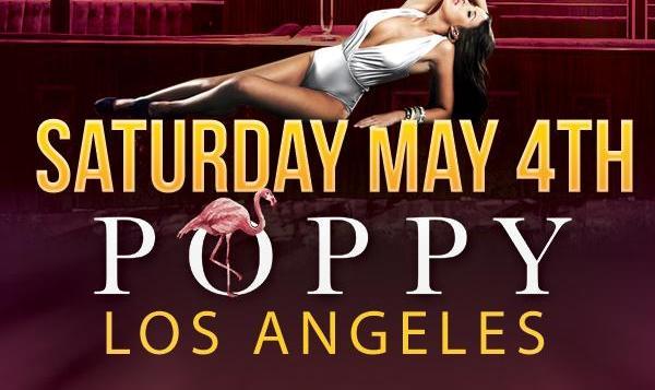 Cinco De Mayo Weekend Persian Party at Poppy Nightclub