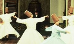 Rumi and The Whirling Dervishes from Turkey