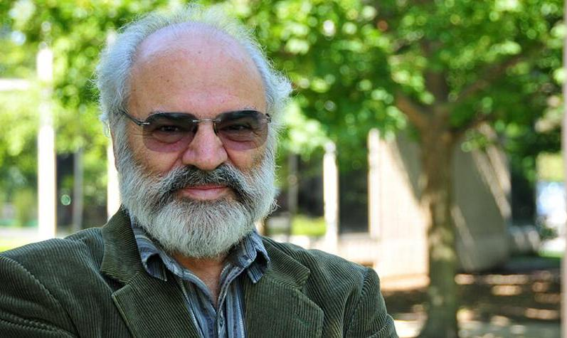 Reception and Lecture by Hamid Naficy: Iran and the US