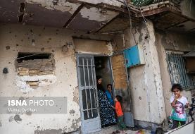 میان جای گلوله و خمپاره و فقر! به  روایت تصاویر: خرمشهر مظلوم، ۳۱ سال پس از پایان جنگ!