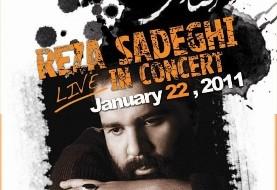 Reza Sadeghi Live In Toronto