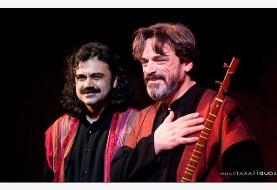 کنسرت حسین علیزاده و پژمان حدادی