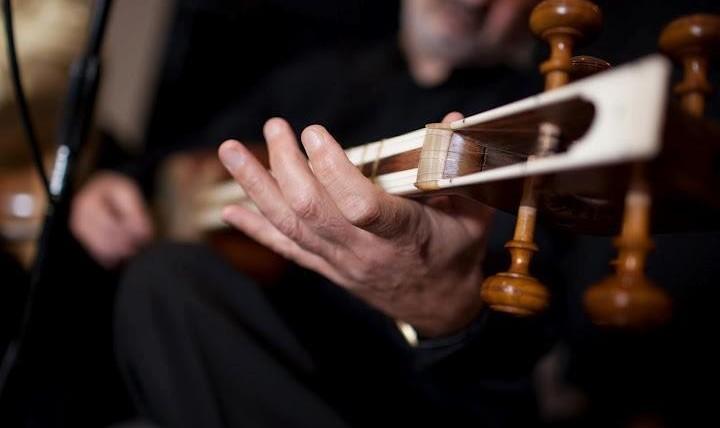 کنسرت گروه موسیقی سنتی درناب