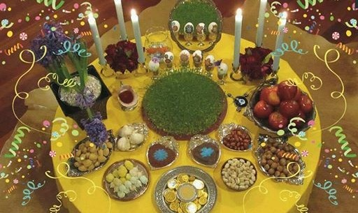 Norooz (Nouvel an Perse)
