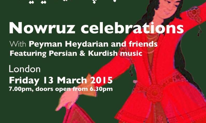 Nowruz concert with Peyman Heydarian