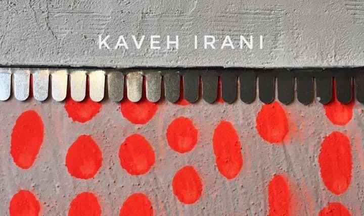 Kaveh Irani, Opening Reception for Artist