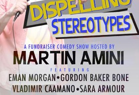 Dispelling Stereotypes through Comedy: Fundraiser Event NYC
