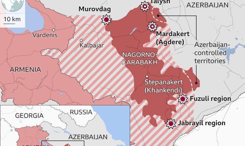 ترکیه یک فروند جنگنده ارمنستان را سرنگون کرد