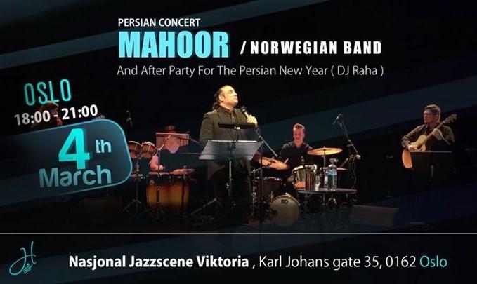Mahoor Persian Concert