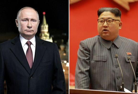 سفر کیم جونگ اون با قطار ضد گلوله به روسیه: رهبر کره شمالی پنجشنبه ...