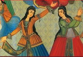 بولینگ روی چمن و غذای ایرانی