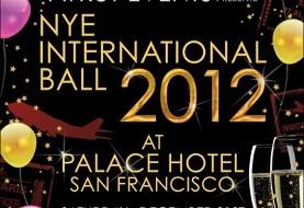 San Francisco NYE International Ball ۲۰۱۲