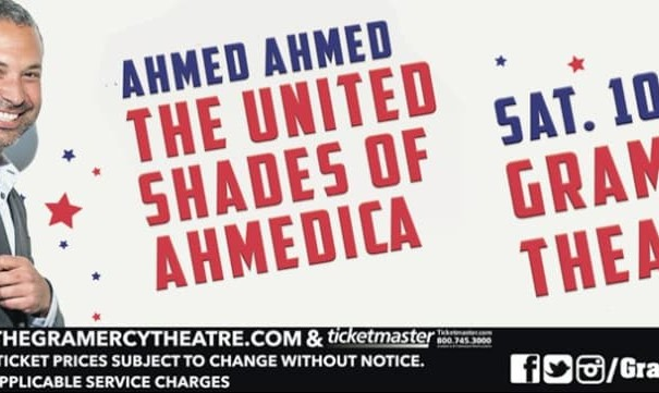 Ahmed Ahmed Stand Up Comedy: The United Shades Of Ahmedica