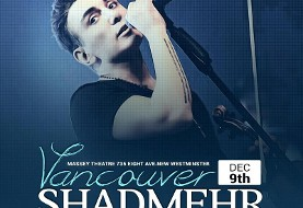 Shadmehr Live In Vancouver