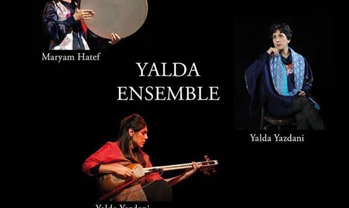 Yalda Ensemble Iranian Classical Music Concert