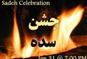 Sadeh Celebration with Music, Dance and Food!