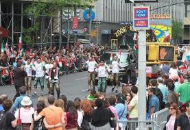 Persian Parade ۲۰۱۹ in New York