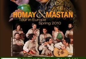 Homay and Mastan Ensemble Concert