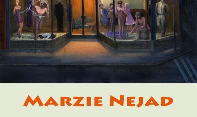Marzie Nejad: Conversation, Painting Exhibition