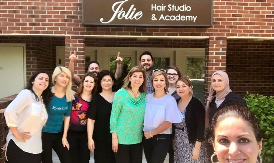 Jolie Hair Academy with Persian Speaking Instructors