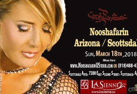 Nooshafarin Norouz Concert in Scottsdale, Arizona
