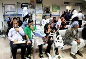 ۴ هزار مبتلا به آنفلوانزا در کشور بستری شدند: ۵۶ فوتی
