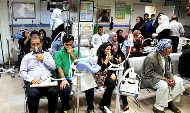 ۴۷۳۰ بیمار تنفسی و قلبی به دلیل آلودگی هوا روانه اورژانس شدند، مدارس تهران تعطیل
