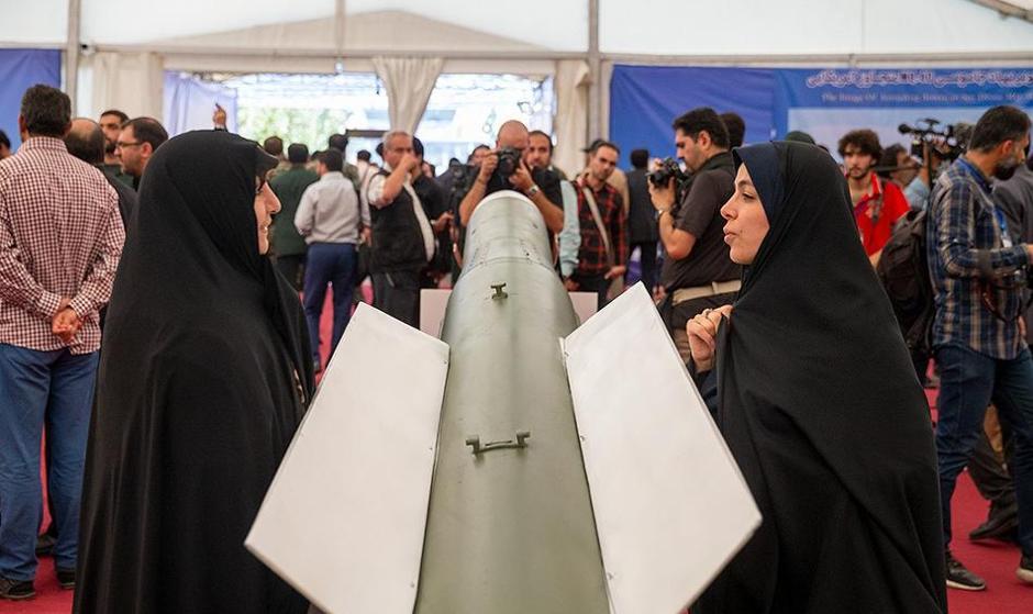 عکس Aerosonde جدیدترین غنیمت آمریکایی سپاه: تصاویر افتتاح اولین نمایشگاه پهپادهای غنیمتی متجاوز
