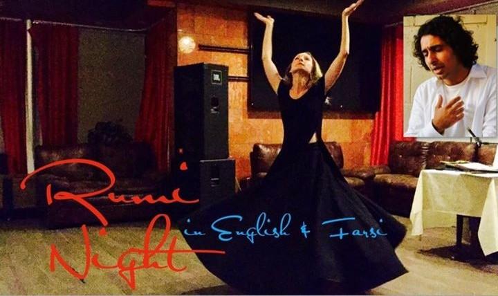 Rumi Night in English and Farsi