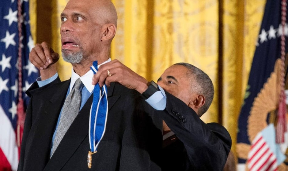 تصاویر و ویدیوی جالب ملاقات اوباما با بزرگترین ستارگان آمریکا، از ...