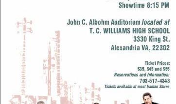کنسرت کامکارها درواشنگتن دی سی، آمریکا
