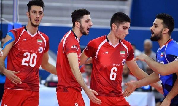 استرالیا هم حریف جوانان والیبال ایران نشد