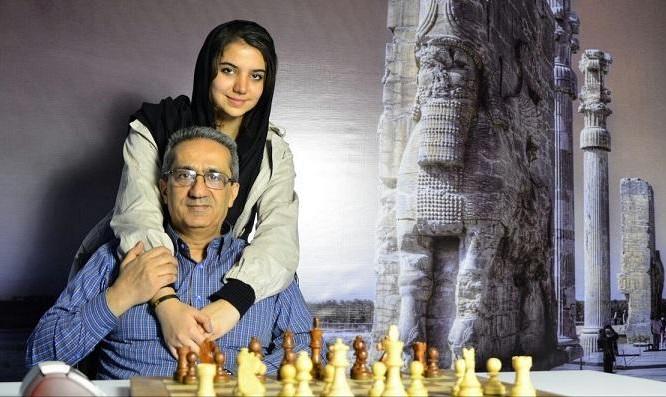 تاریخسازی بانوی شطرنجباز ایران در رقابتهای گرندپری