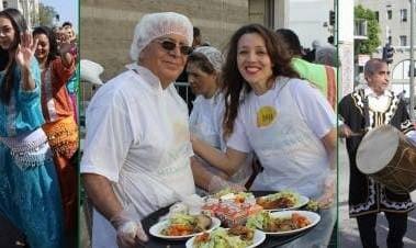 جشن نوروزی همراه کمک به مستمندان