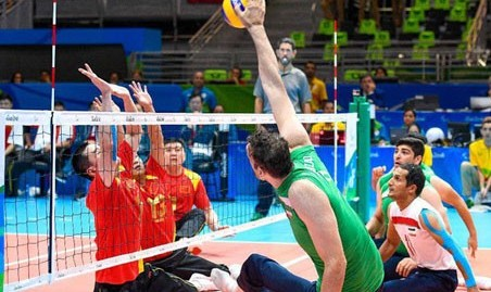 والیبال نشسته ایران قهرمان بازی های پارا آسیایی شد: افزایش طلاهای کاروان ایران