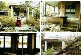دستور معاون روحانی برای رسیدگی به وضعیت خانه نیما یوشیج