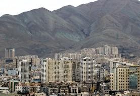 فاصله طبقاتی بیداد میکند! اختلاف قیمت هر متر خانه در پایتخت به ۸۸ میلیون تومان رسید/ نمودار