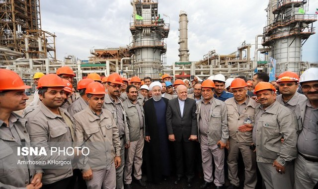 خبر خوشی که روحانی فردا اعلام میکند، چیست؟ ایران به صادرکننده بنزین تبدیل شد؟