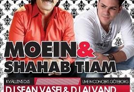 Moein & Shahab Tiam Nowruz Concert
