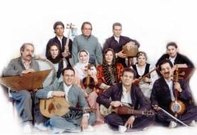 کنسرت کامکارها در شیراز در بزرگداشت سعدی شیرازی